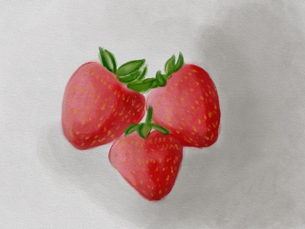 Fruits - image 3 - student project