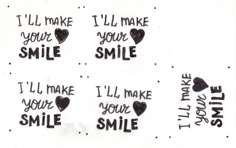 I'll make your heart smile - image 1 - student project