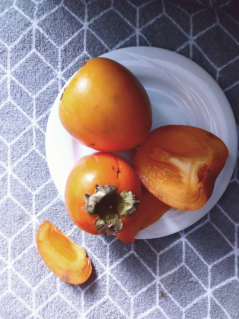 Oat flakes cookies and persimmon - image 4 - student project