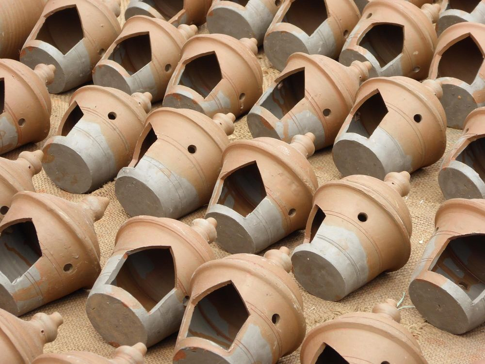 Pottery of Nepal - image 3 - student project