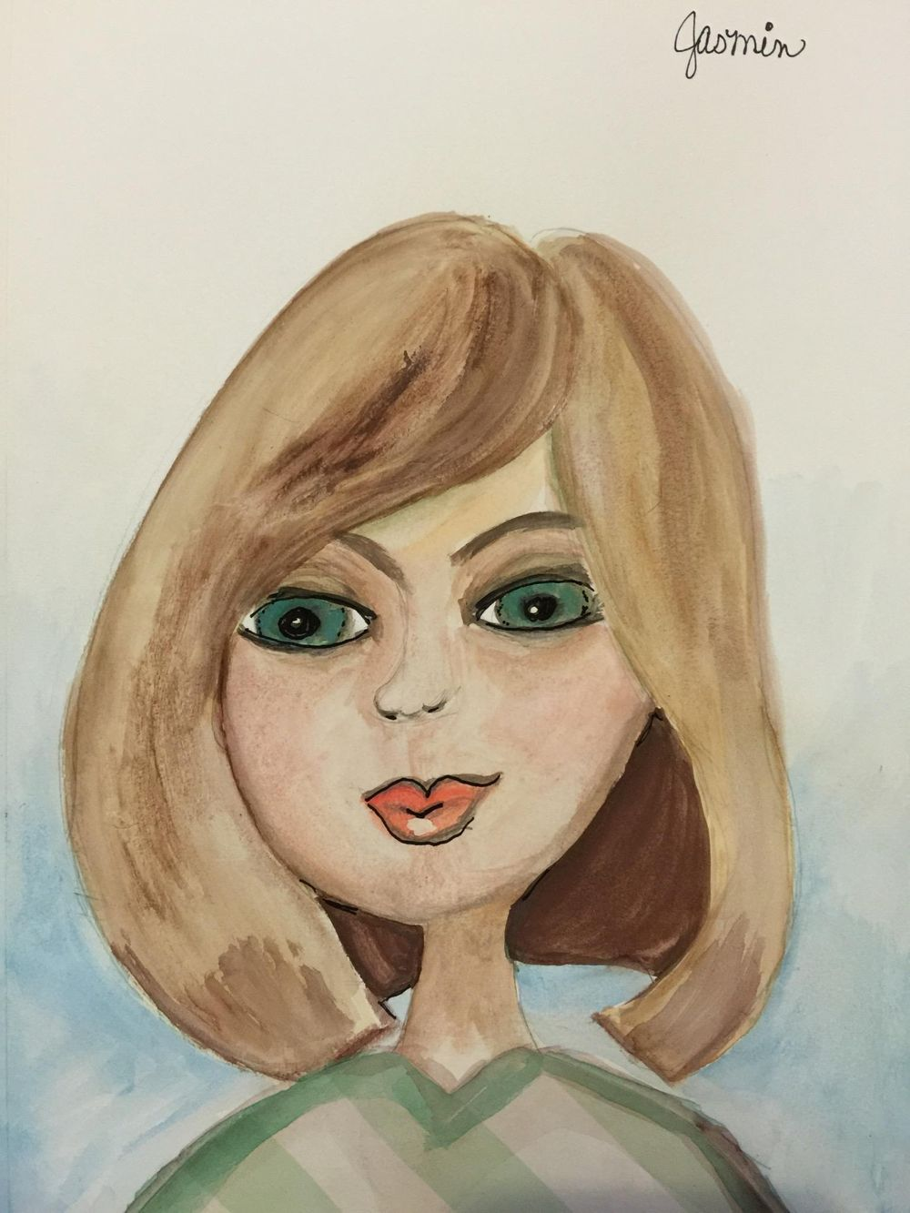 Jasmin - image 1 - student project