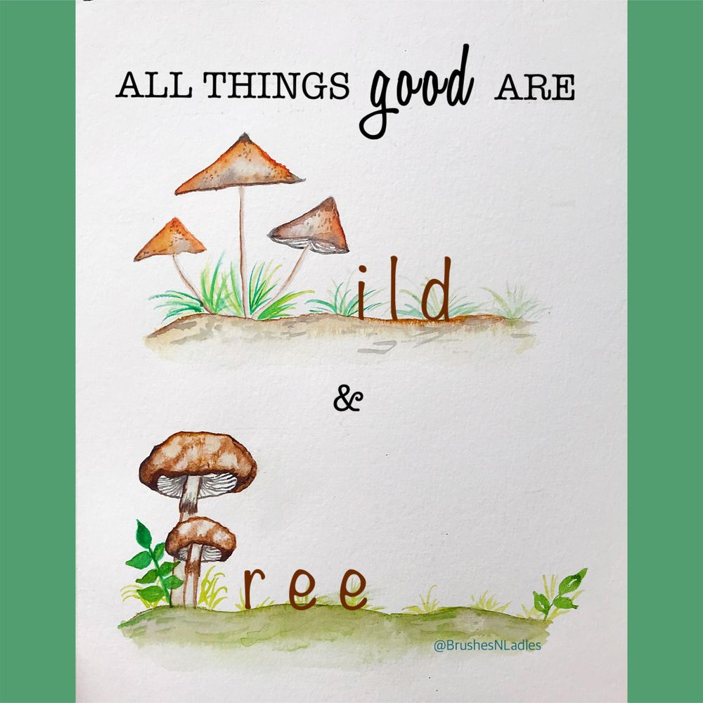 Mushroom Quotes - image 1 - student project