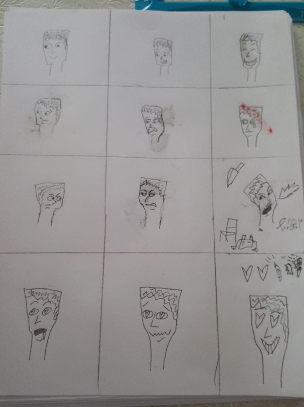 Emotional amateur - image 1 - student project