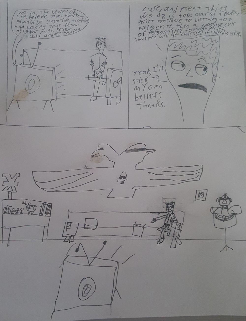 Emotional amateur - image 2 - student project