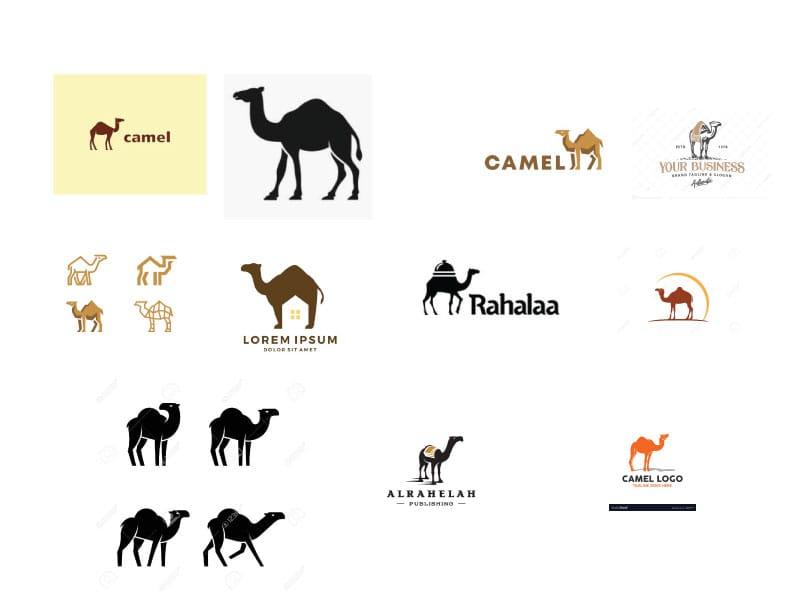 Blue Camel - Arabian Cuisine - image 1 - student project
