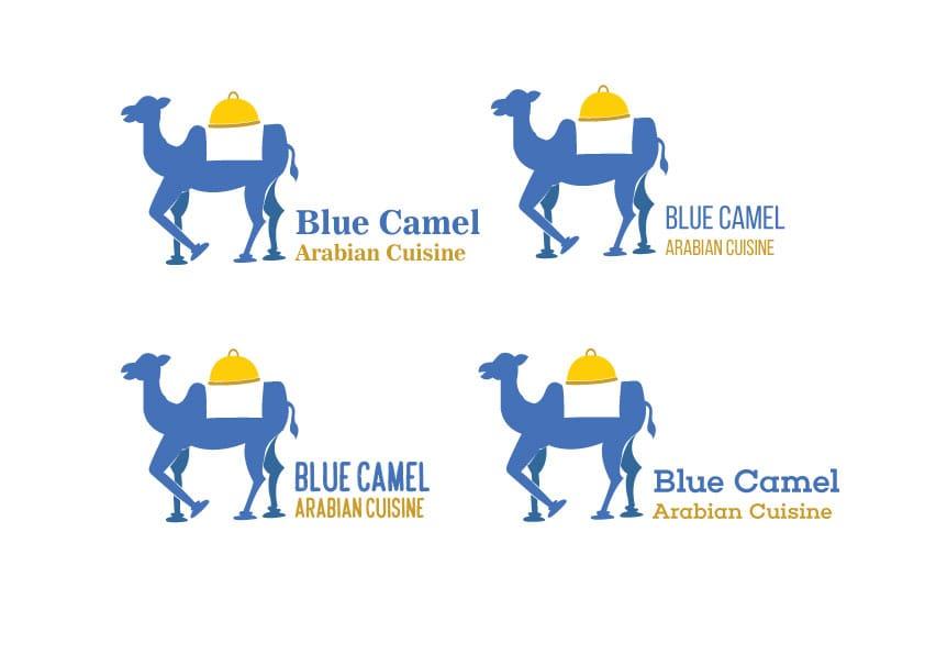 Blue Camel - Arabian Cuisine - image 3 - student project