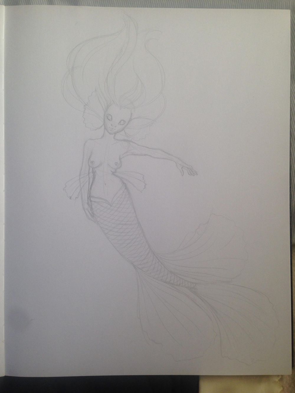 Mermaids - image 1 - student project