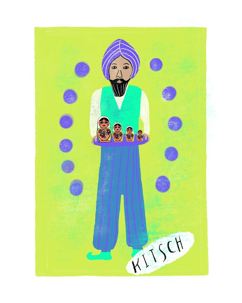 "Andrew Estrada ""The Alphabet of Fashion"" - image 16 - student project"