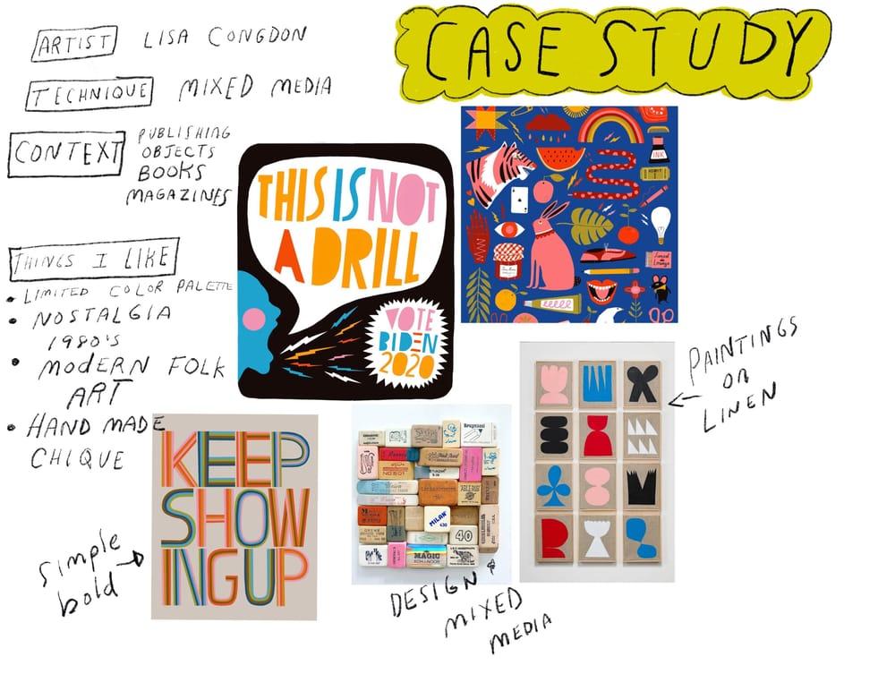 "Andrew Estrada ""The Alphabet of Fashion"" - image 3 - student project"