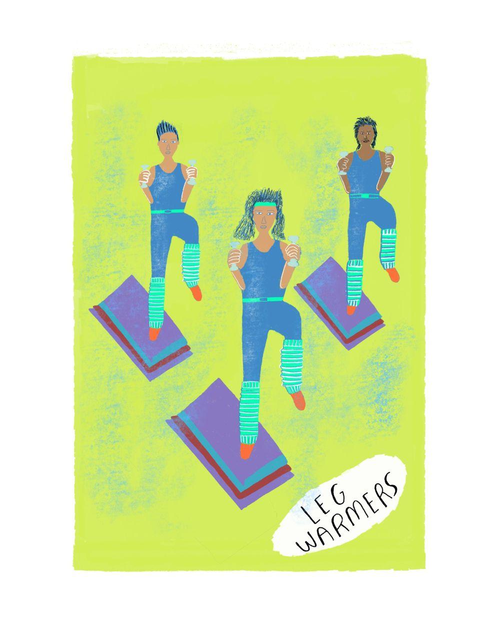 "Andrew Estrada ""The Alphabet of Fashion"" - image 17 - student project"