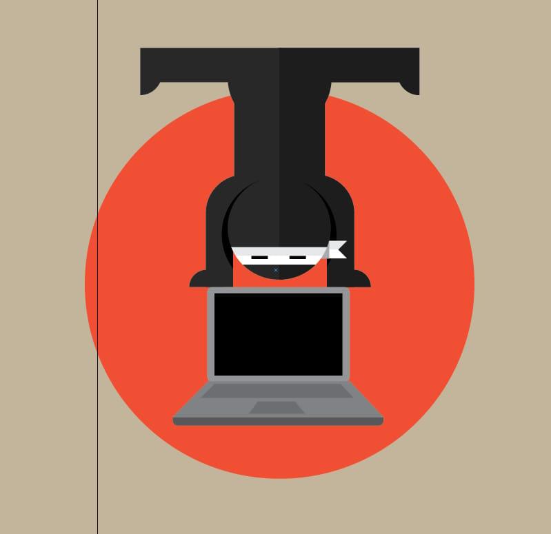Ninja Badges - image 9 - student project