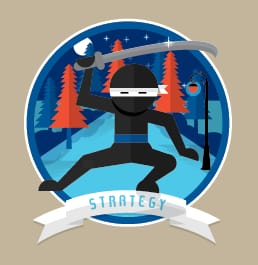 Ninja Badges - image 3 - student project