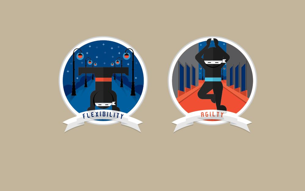 Ninja Badges - image 6 - student project