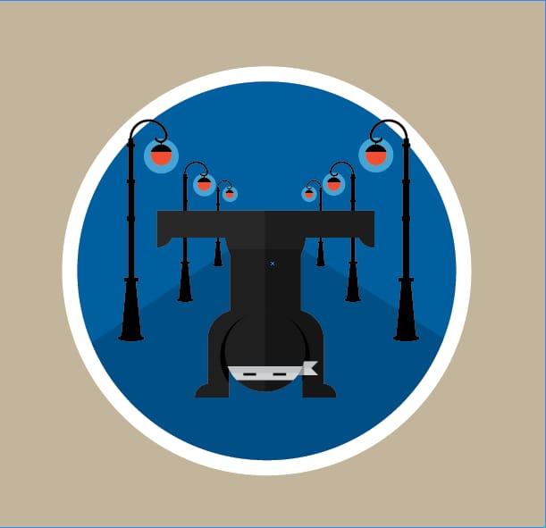 Ninja Badges - image 8 - student project