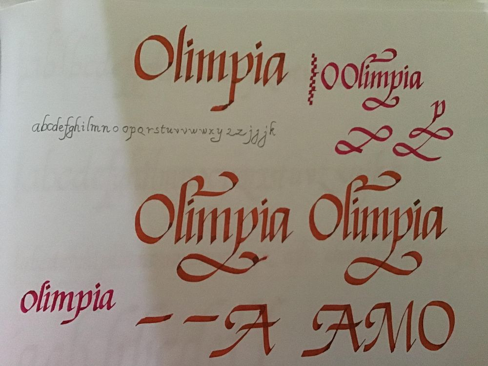 Olimpia - image 1 - student project