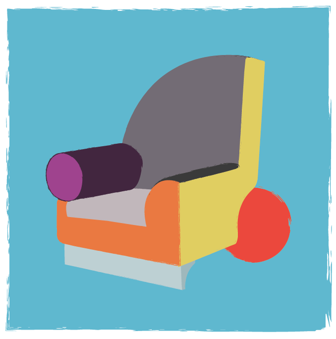 Ettore Sottsass furniture - image 3 - student project