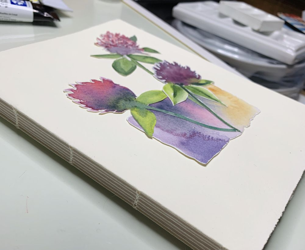 My First Art Journal - image 2 - student project