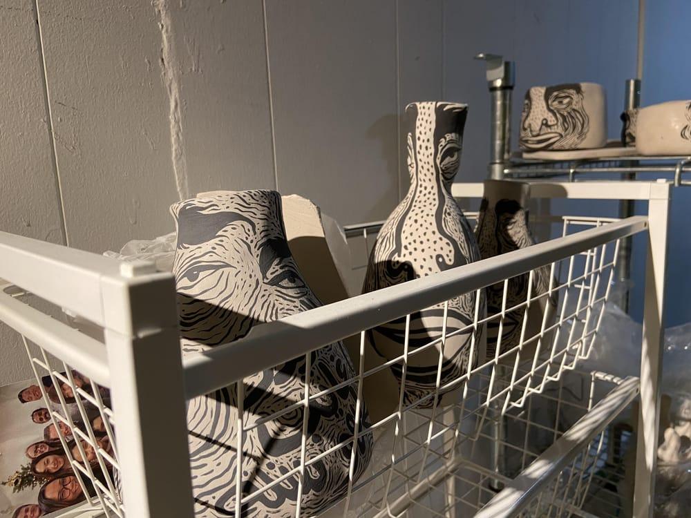 Ceramics project - image 1 - student project