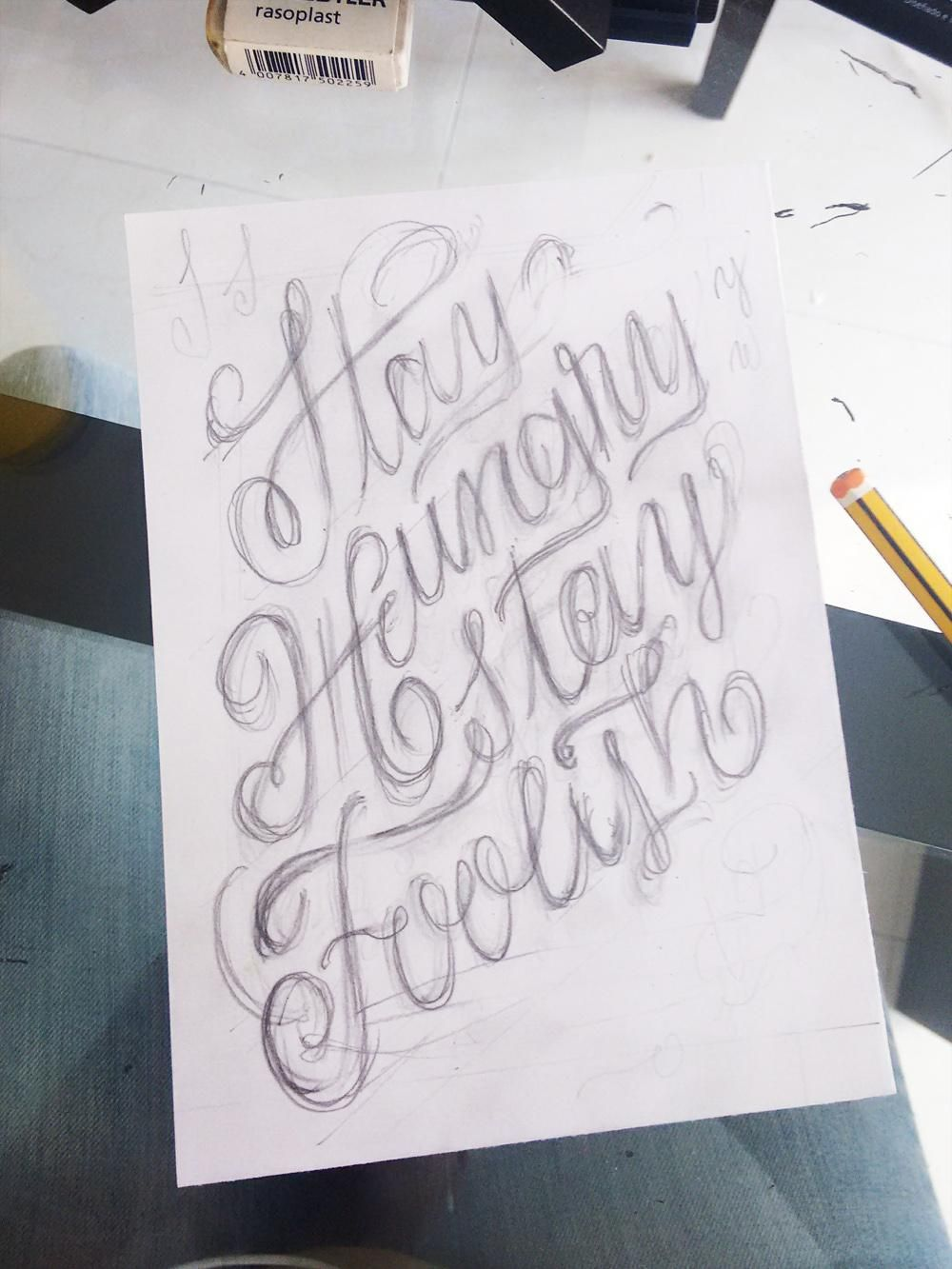 Stay Hungry - image 1 - student project