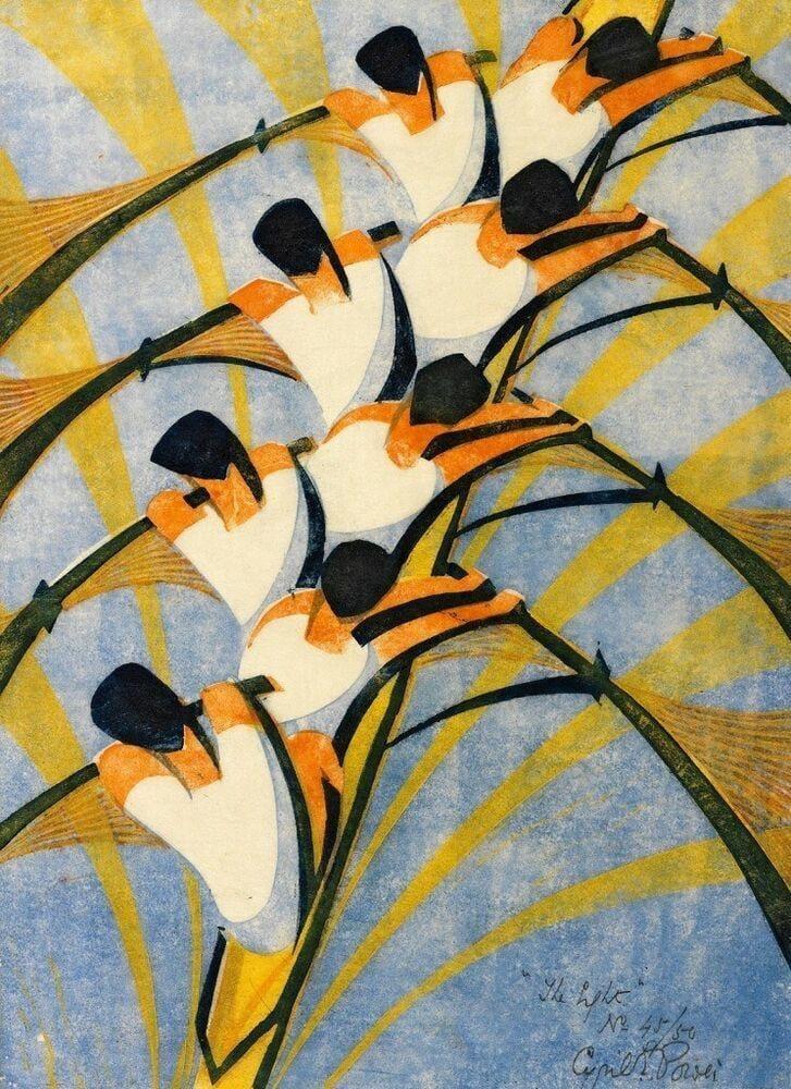 Scavenger Hunt: Balance, Unity, Rhythm - image 14 - student project
