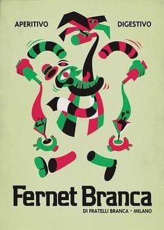 Fernet Branca Poster - image 1 - student project