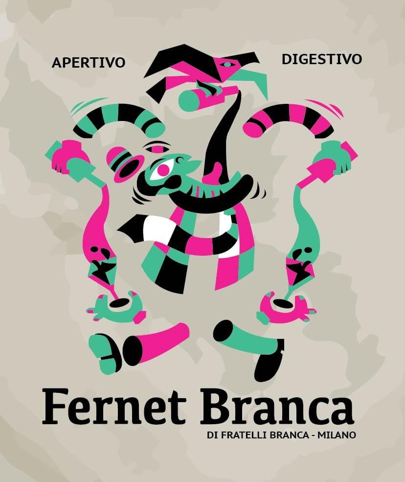Fernet Branca Poster - image 2 - student project