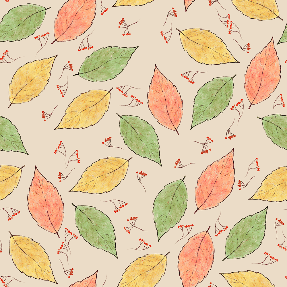 Autumn in leaves - image 1 - student project