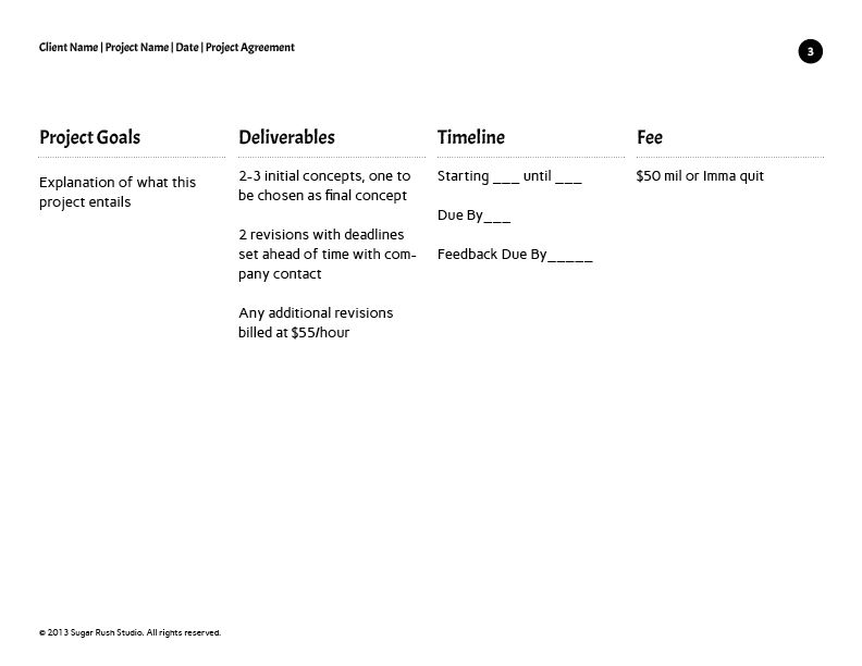 Project Agreement - Sugar Rush Studio - image 3 - student project