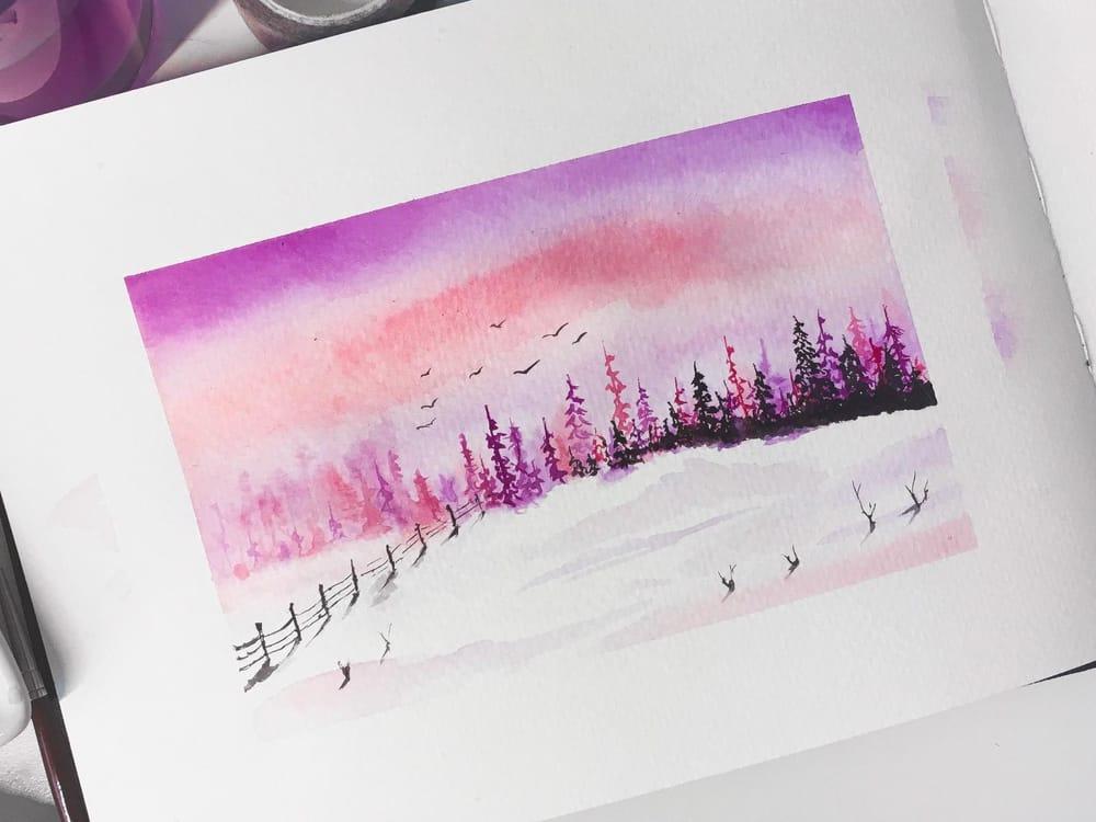 Vivis Landscapes - image 3 - student project