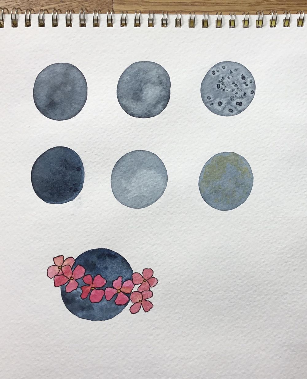 Moons - image 1 - student project