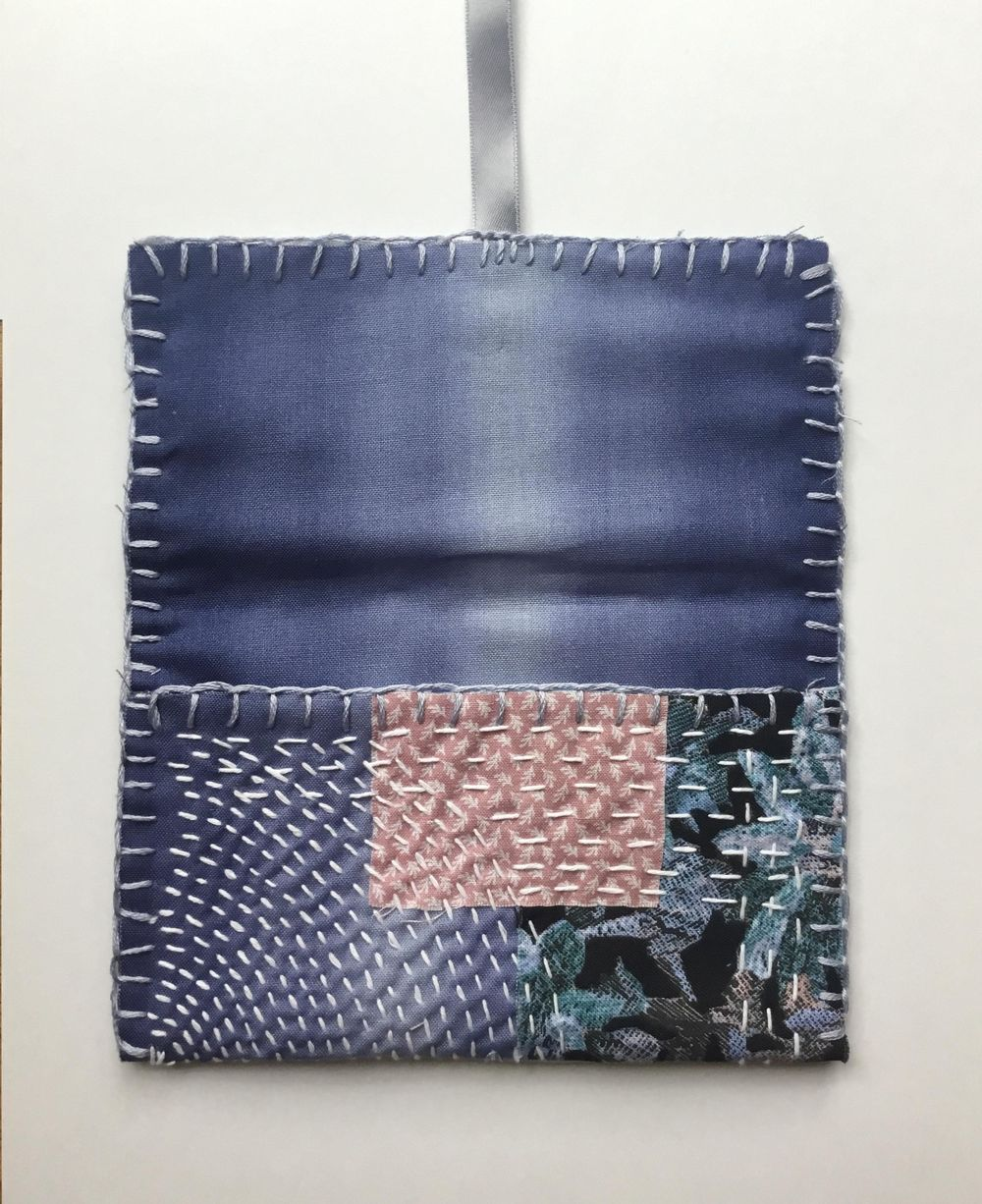 My First Boro Stitching Project - image 4 - student project