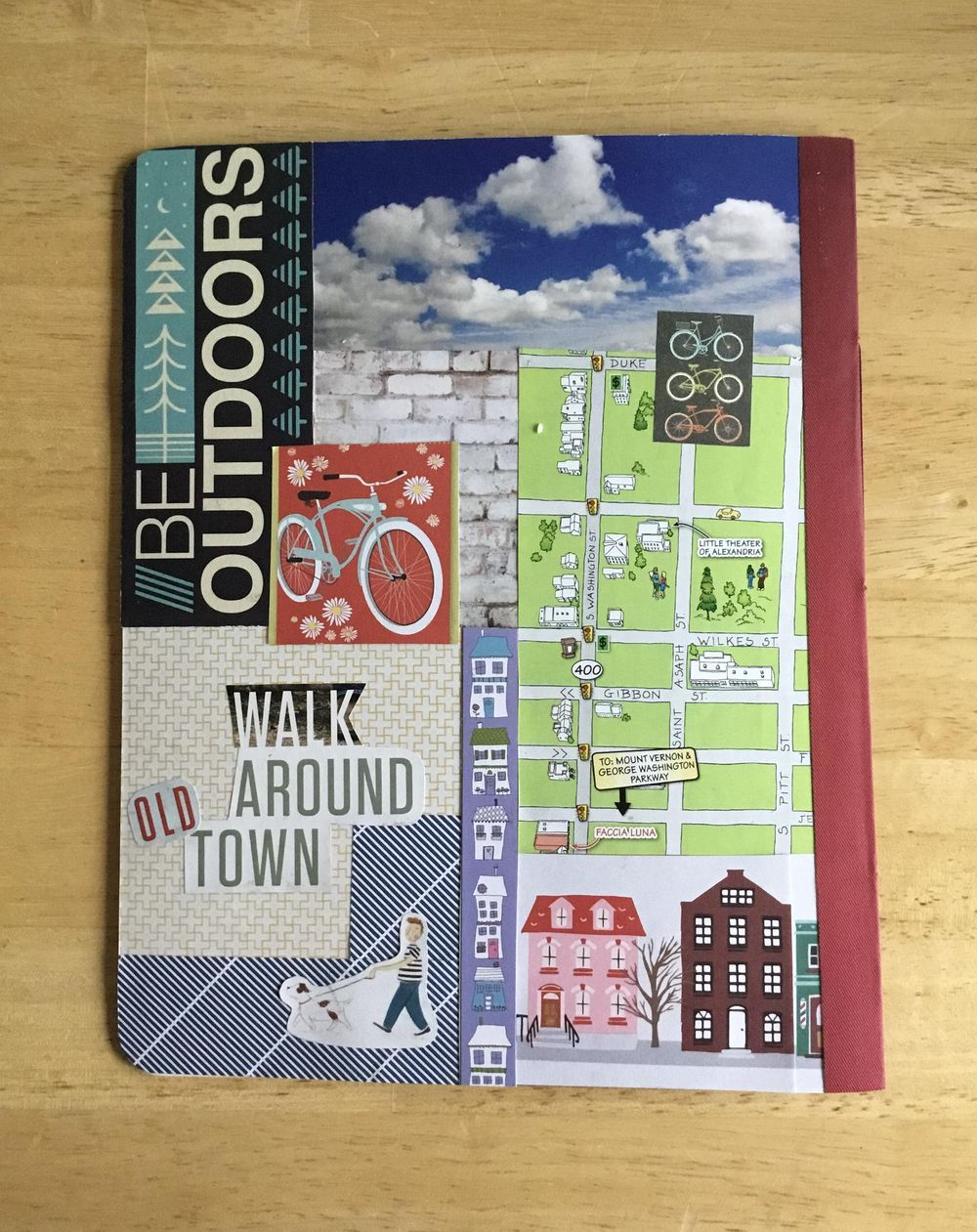 Old Town-Gypsy Journal - image 2 - student project