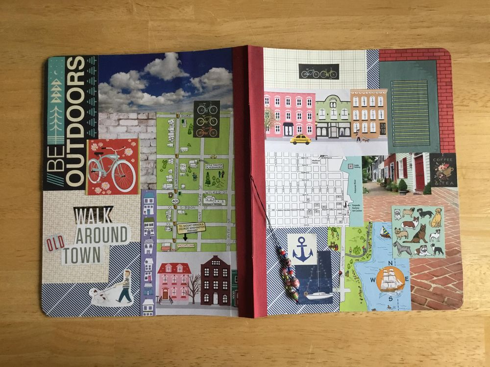 Old Town-Gypsy Journal - image 3 - student project