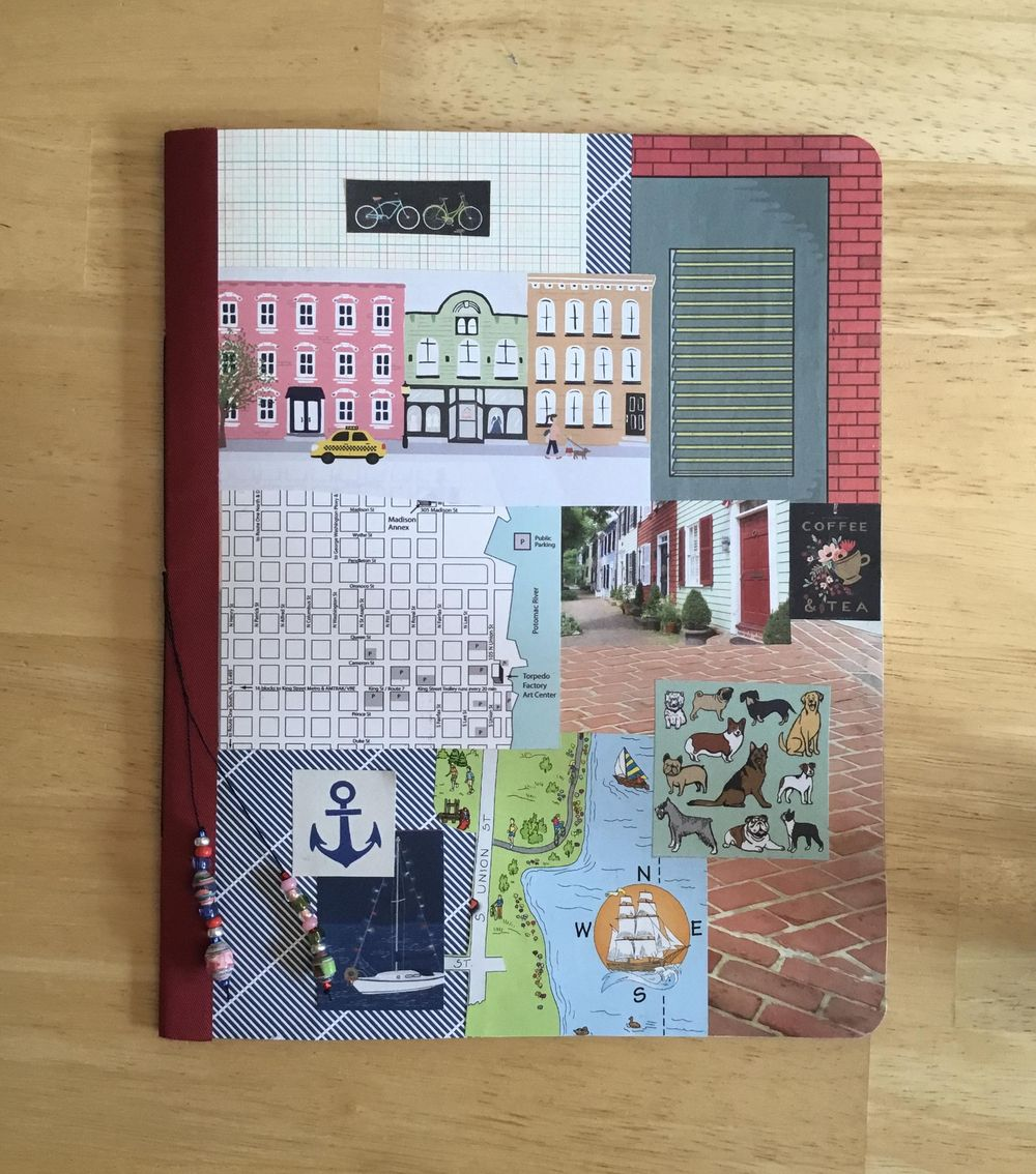 Old Town-Gypsy Journal - image 1 - student project