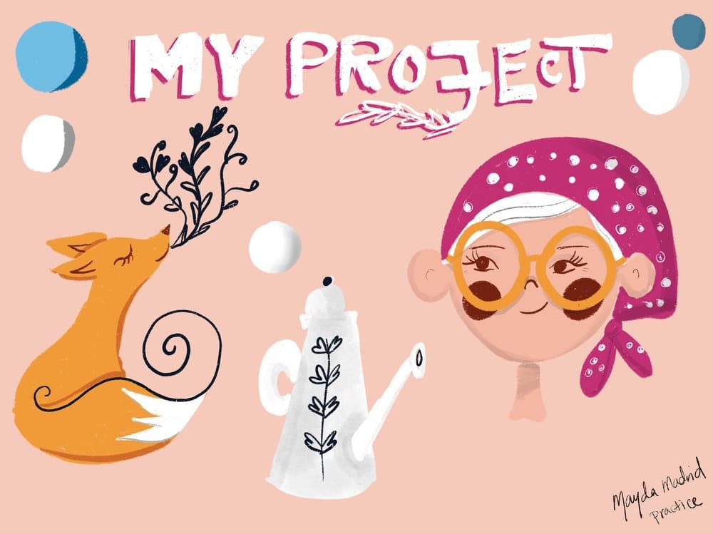 Practice Sheet - Digital Shading - image 1 - student project