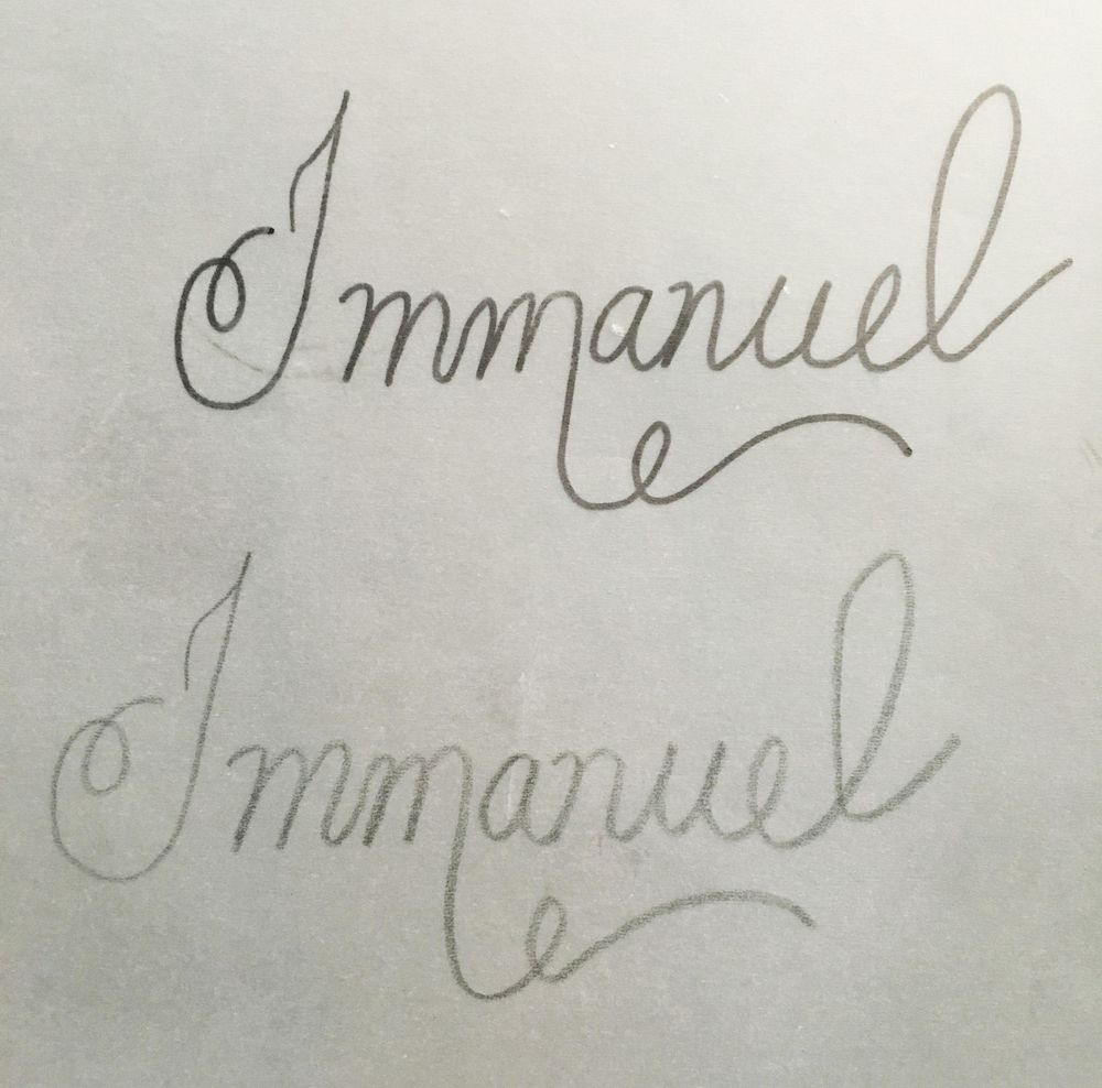 Immanuel - image 3 - student project