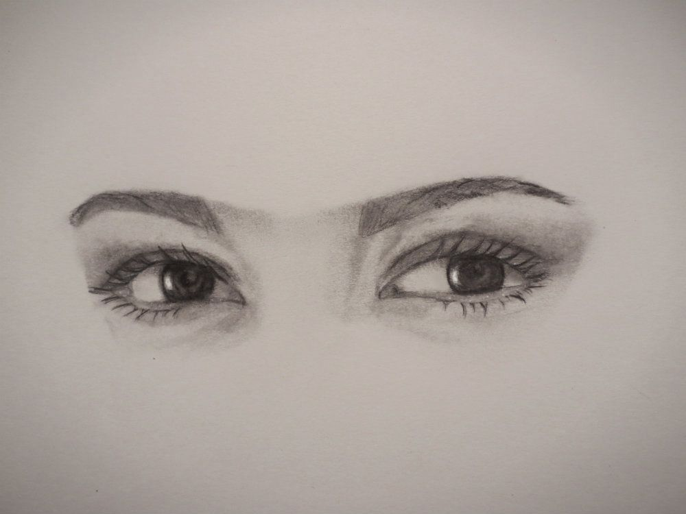 Realistic Eyes Project - image 3 - student project
