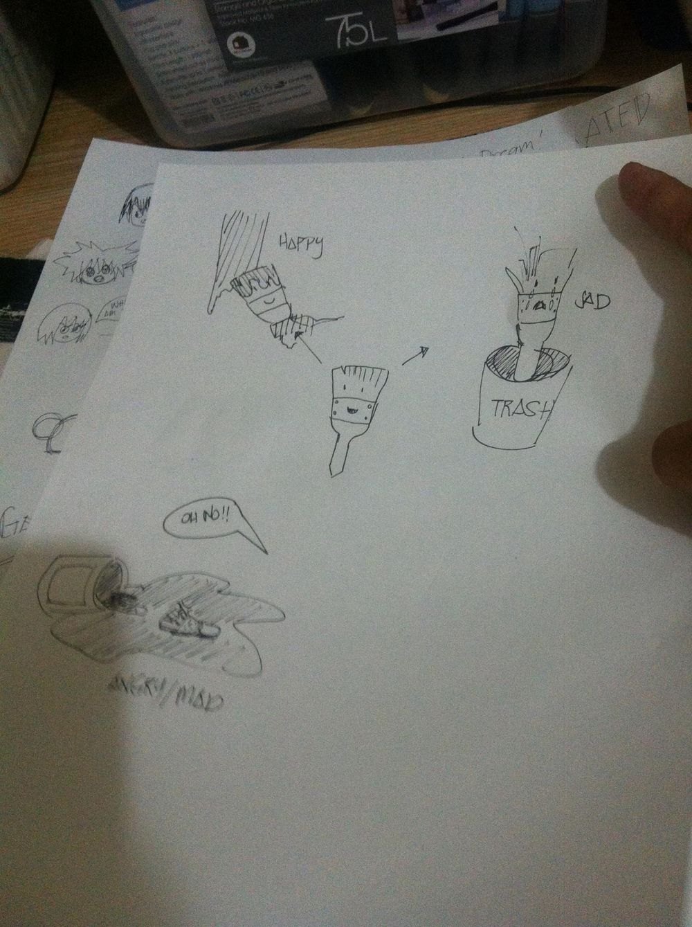 The Art of Doodling: Exercises to Boost Memory and Creativity - image 4 - student project