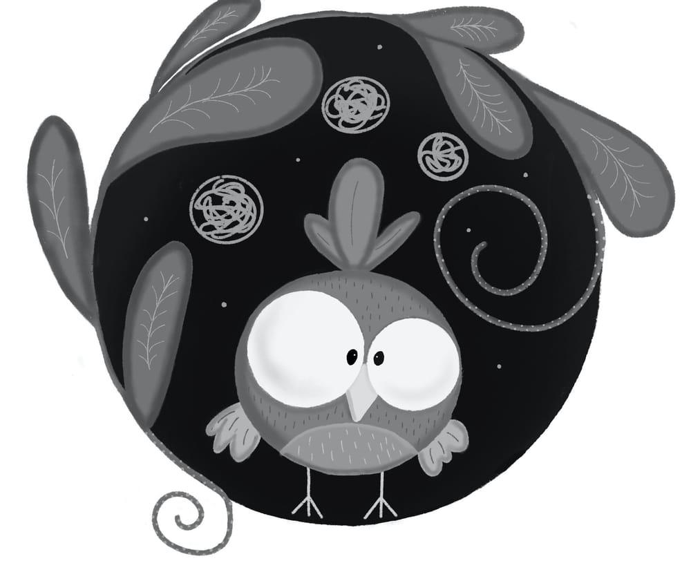 Jasmine's Birdie - image 2 - student project