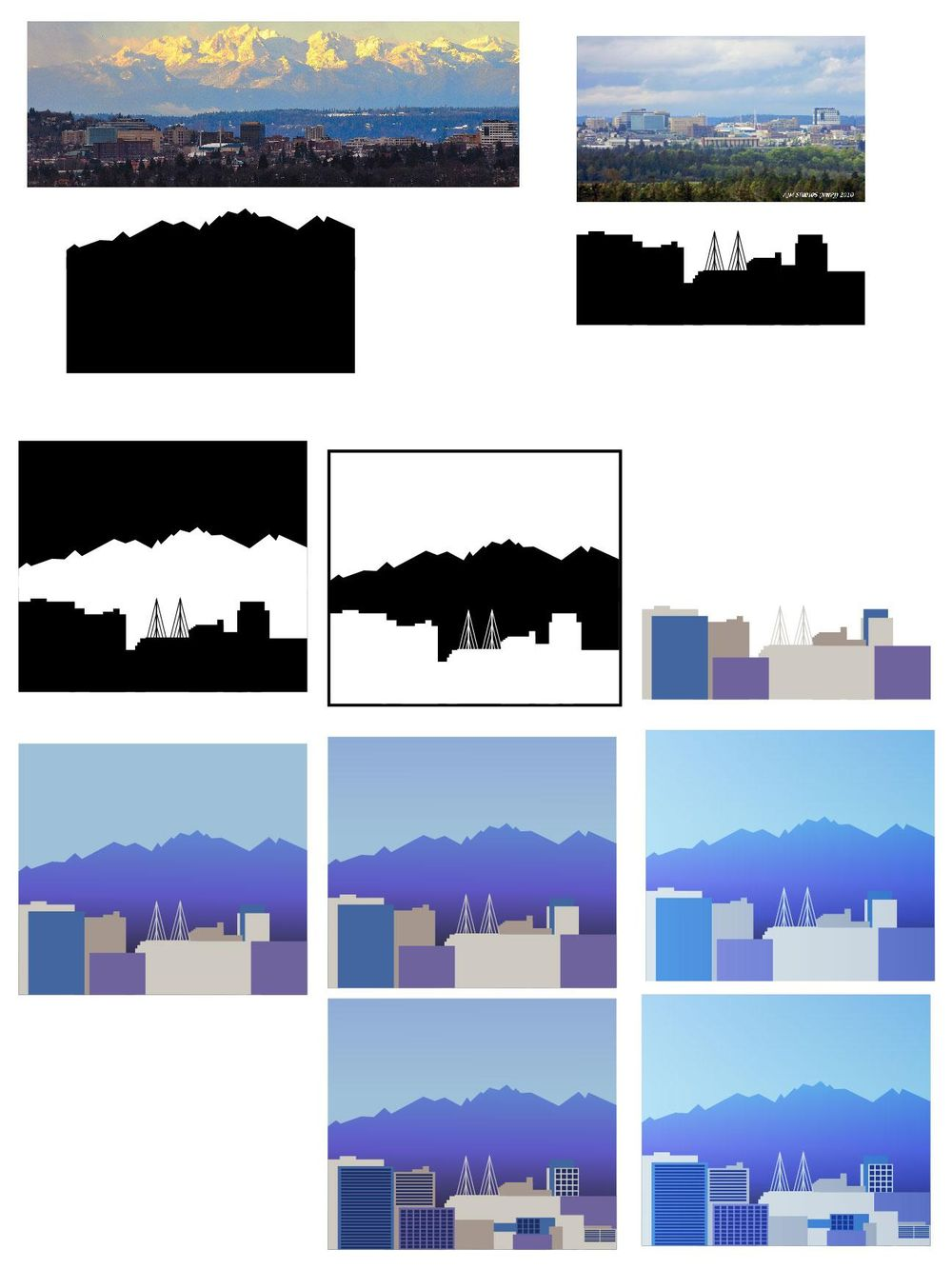 Everett WA and I - image 2 - student project