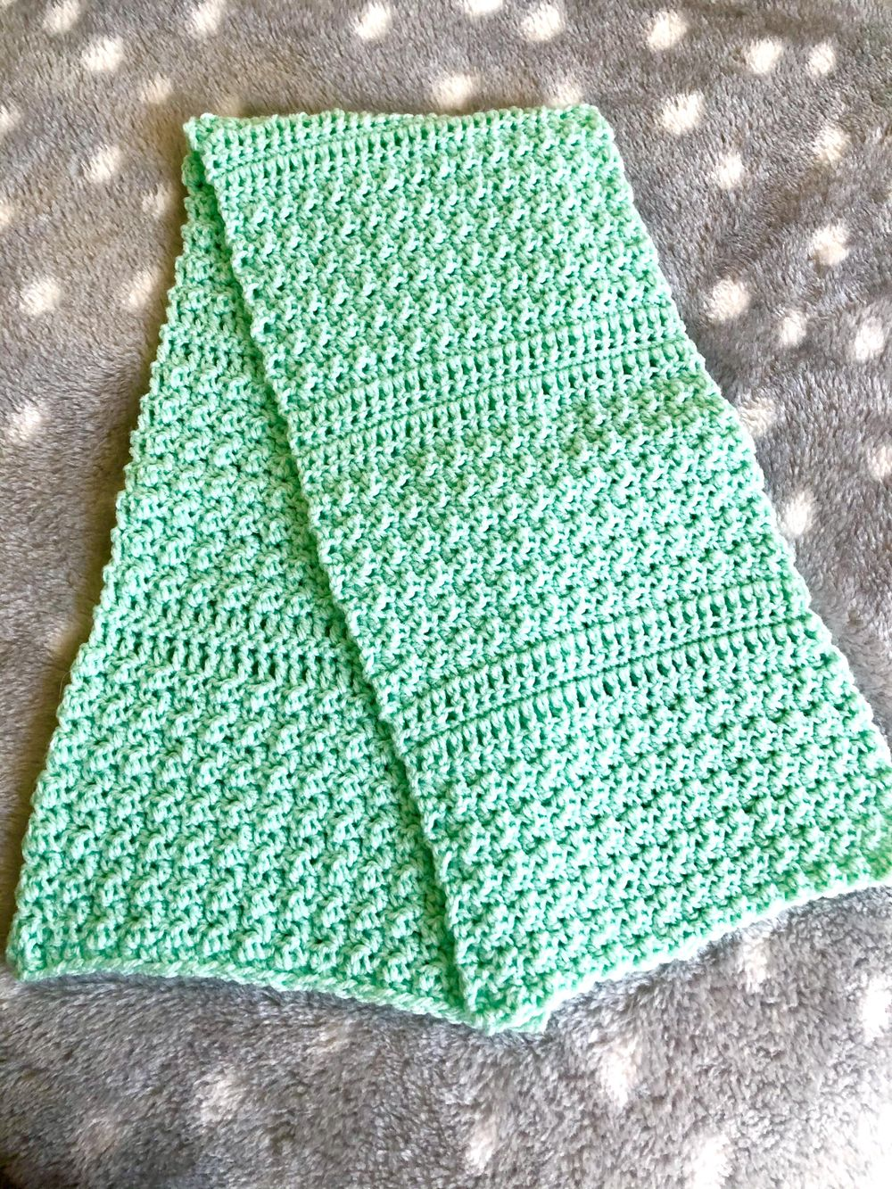Scarf - image 1 - student project