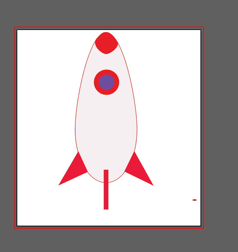 ROCKET SHIP - image 1 - student project