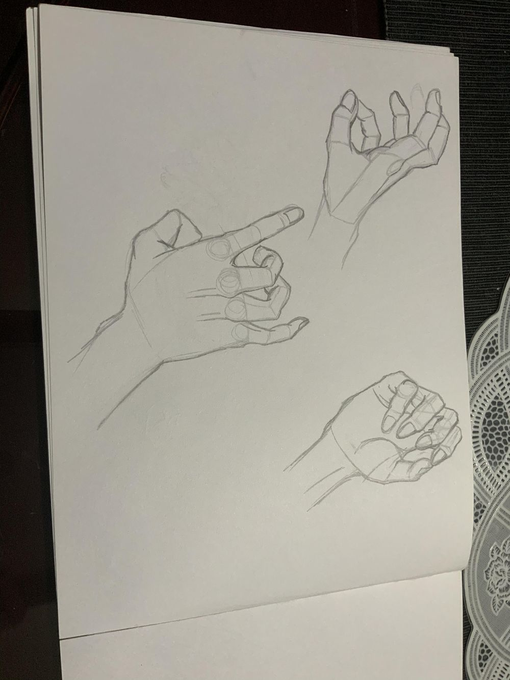 Hand movements - image 2 - student project