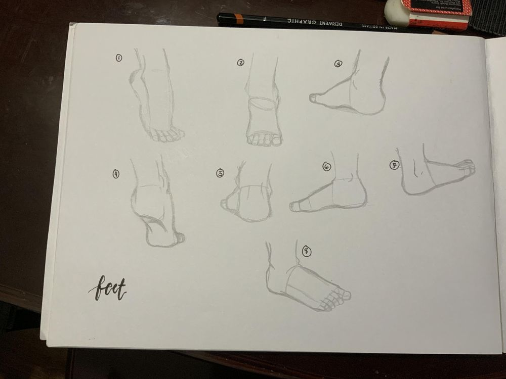 My figure drawing #3 - image 1 - student project