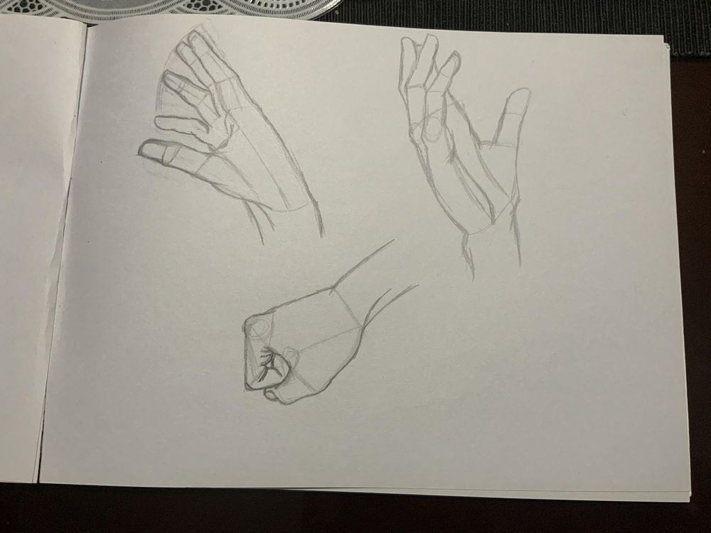 Hand movements - image 1 - student project