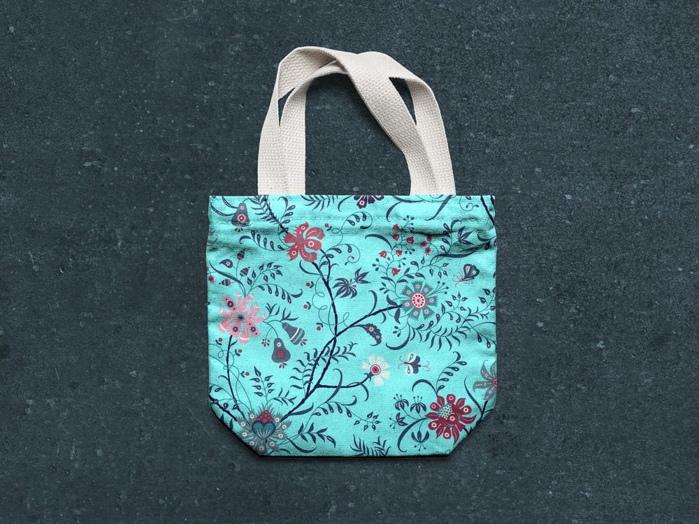 Fun with Indian Floral Patterns - image 9 - student project