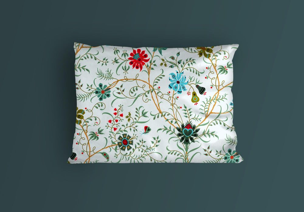 Fun with Indian Floral Patterns - image 1 - student project
