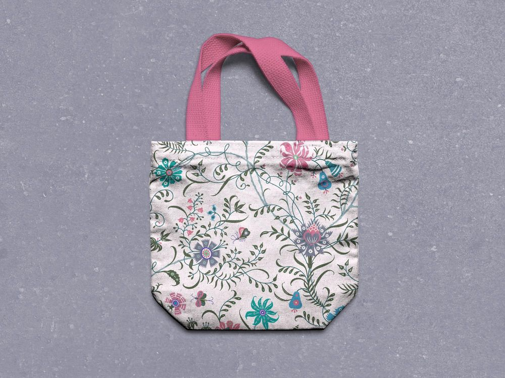 Fun with Indian Floral Patterns - image 19 - student project