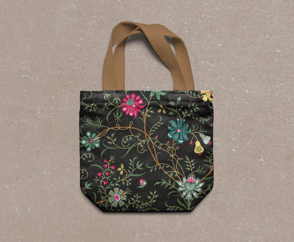 Fun with Indian Floral Patterns - image 15 - student project