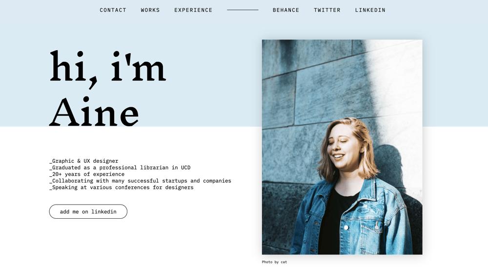 portfolio - image 1 - student project